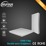 Plastic frame economical backlit panel lights
